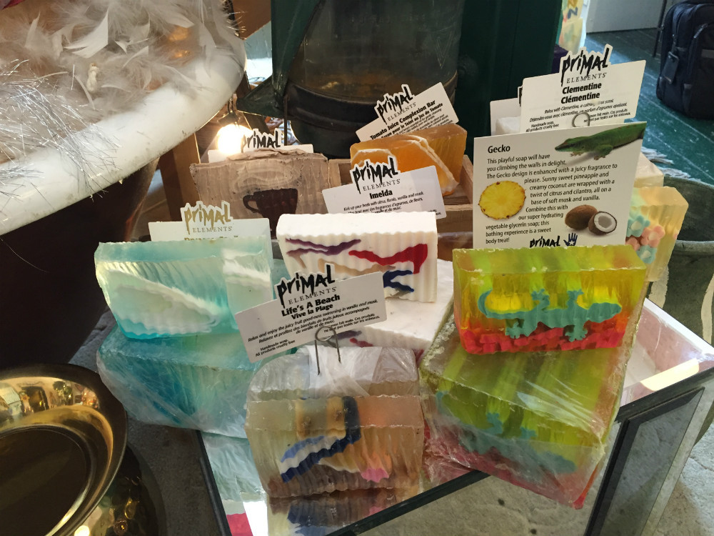 Wide range of glycerin soap available at the shop in Lincoln
