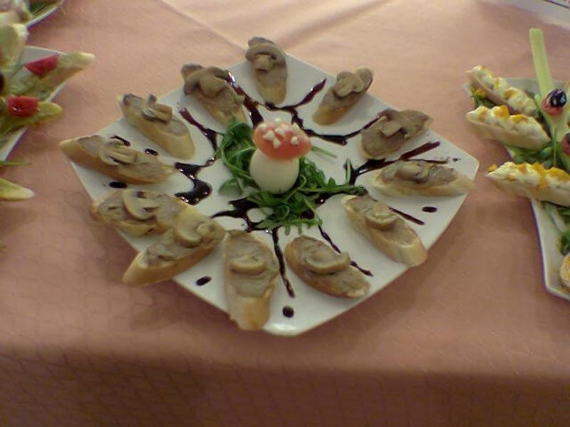 organizzazione catering esterni
