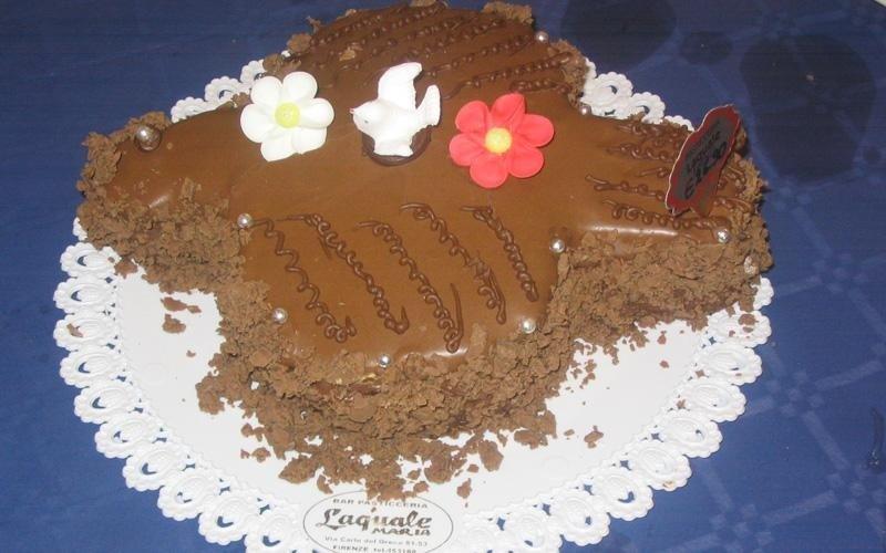 colombe a cioccolato