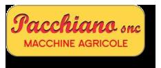 PACCHIANO MACCHINE AGRICOLE - LOGO
