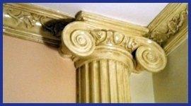 realizzazione cornici stucchi