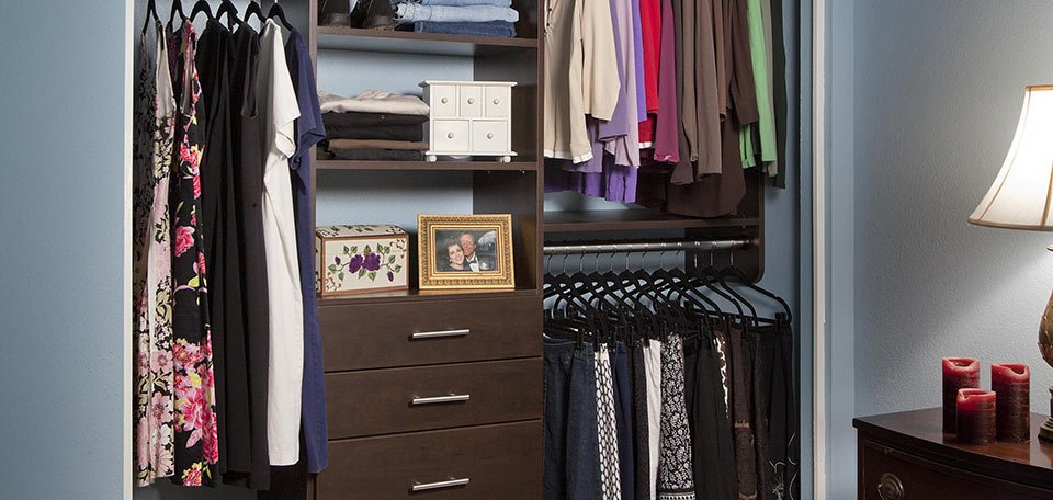 Custom Closets, Home Organization Systems Design & Installation