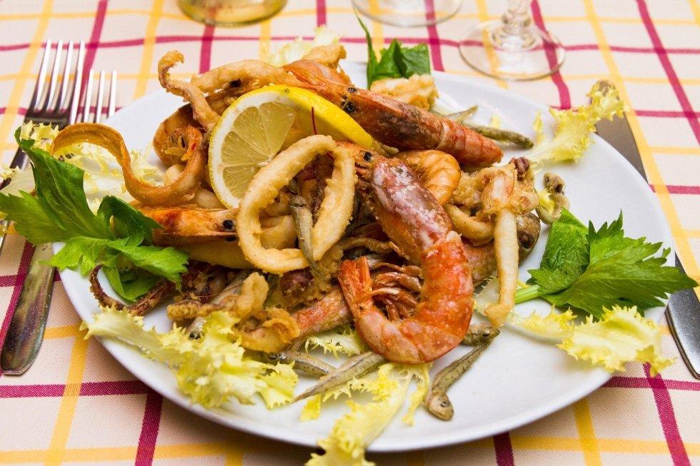 gulf seafood fry