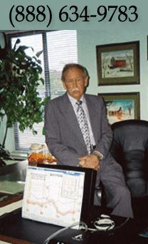 Clark Dye & Associates in the Office