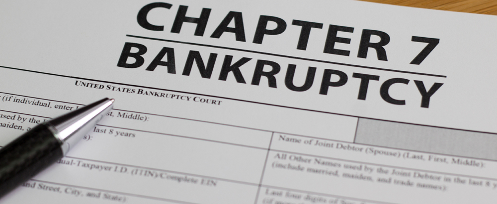 Chapter 7 Bankruptcy information
