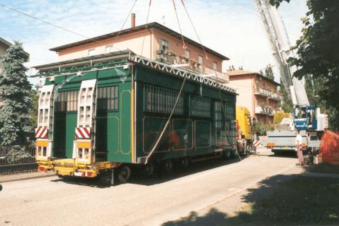 La Balboni Gabriele Autotrasporti esegue trasporti a livello internazionale.