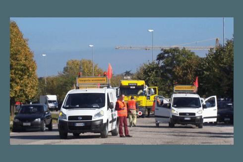 La ditta Balboni Gabriele Autotrasporti si occupa di grandi trasporti a livello nazionale ed internazionale.