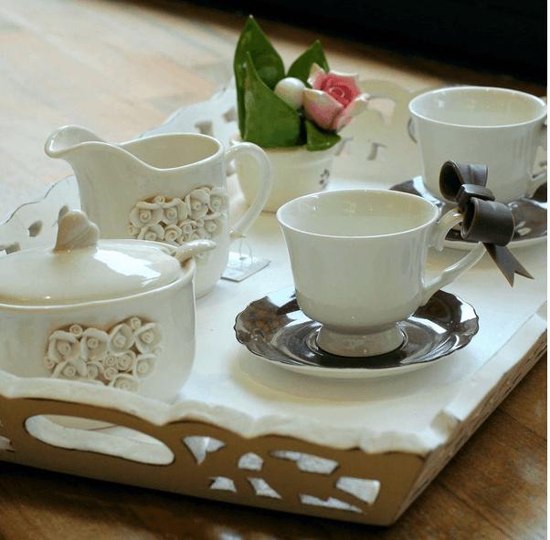 oggetti da inserire come idea regalo per gli sposi in una lista nozze di gusto e qualità.