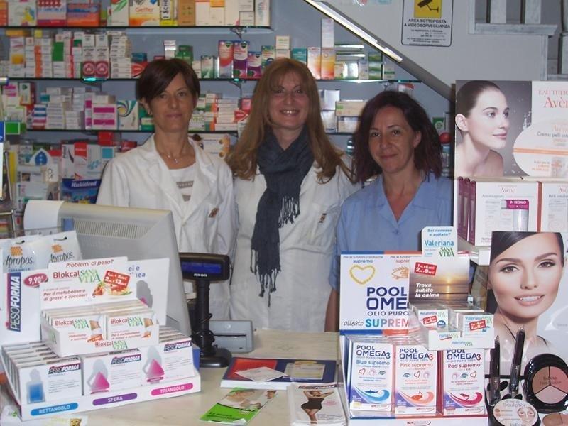 staff farmacia