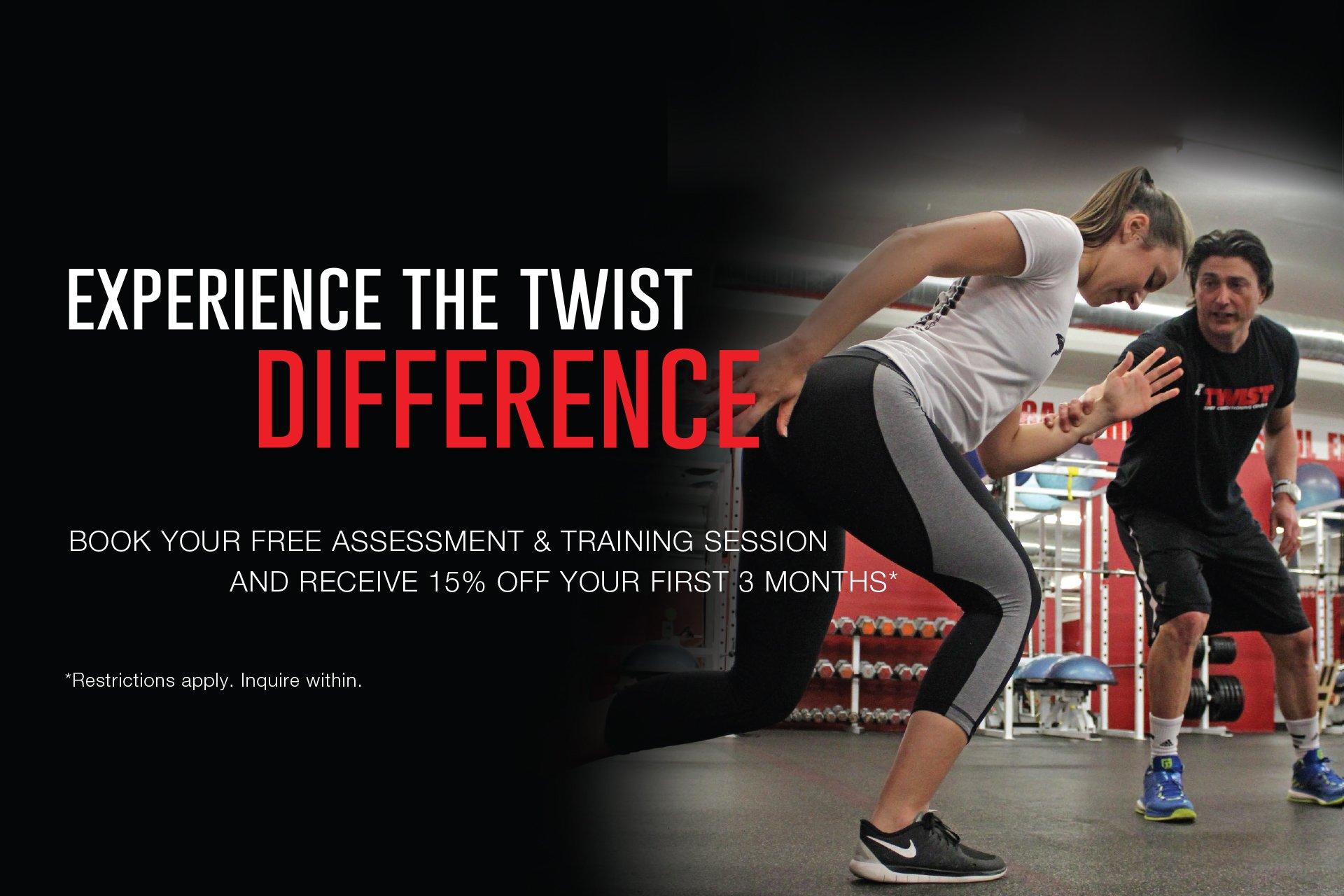 Twist May promo