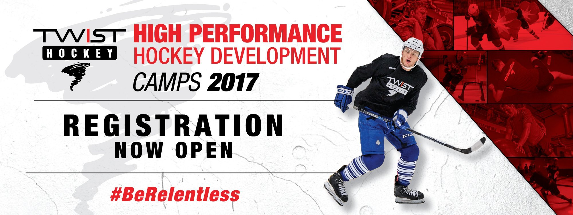 2017 Hockey Camps now open