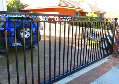 garage driveway gate