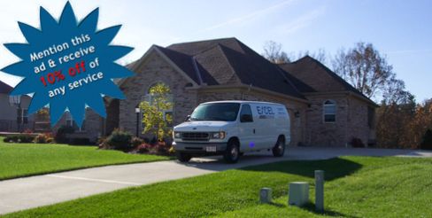 Mention this as & receive 10% off of any carpet cleaning service in Cincinnati, OH