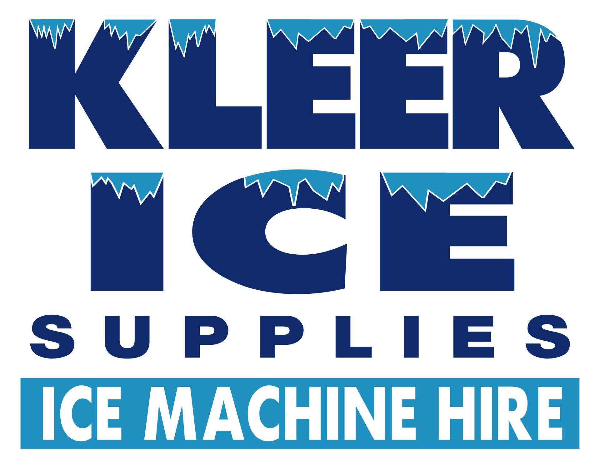 kleer ice supplies