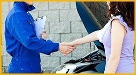 servizio riparazione auto