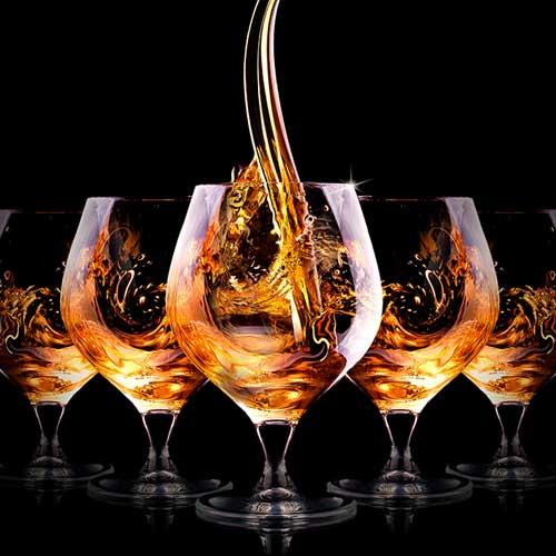 Liquor Spirits & Mixers