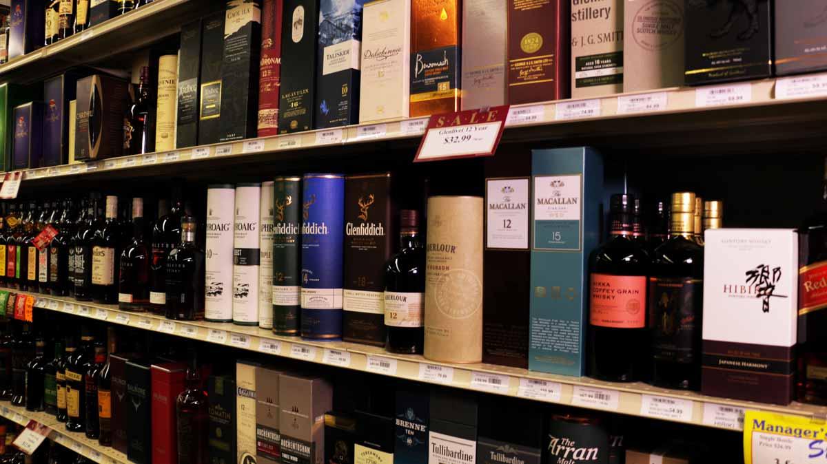 Liquor Duluth MN