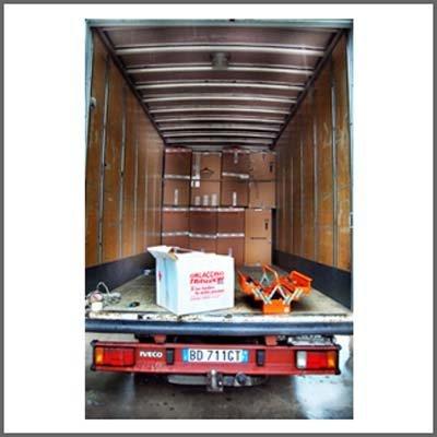 camion ditta traslochi