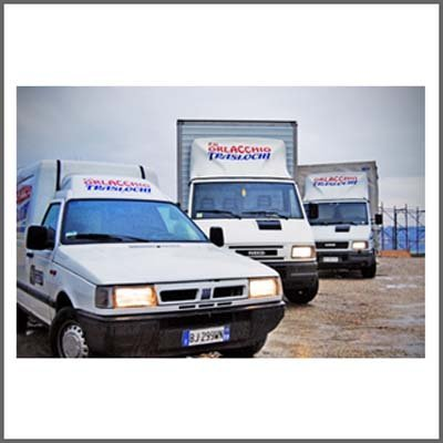 furgoni ditta Orlacchio