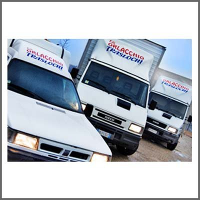 furgoni per traslochi