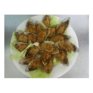 cozze gratinate