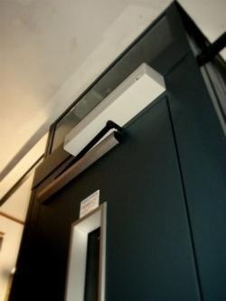mini ascensore in ferro