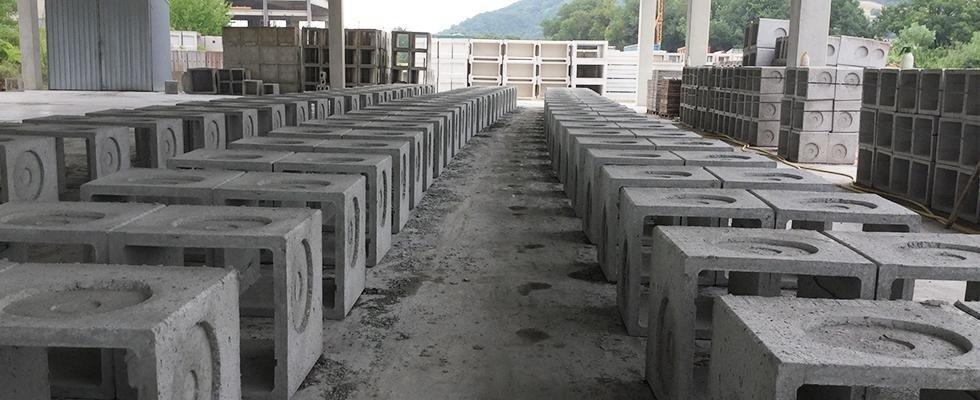 Braccioni - Manufatti in cemento