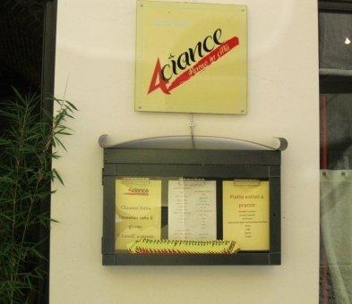 ristorante 4 ciance