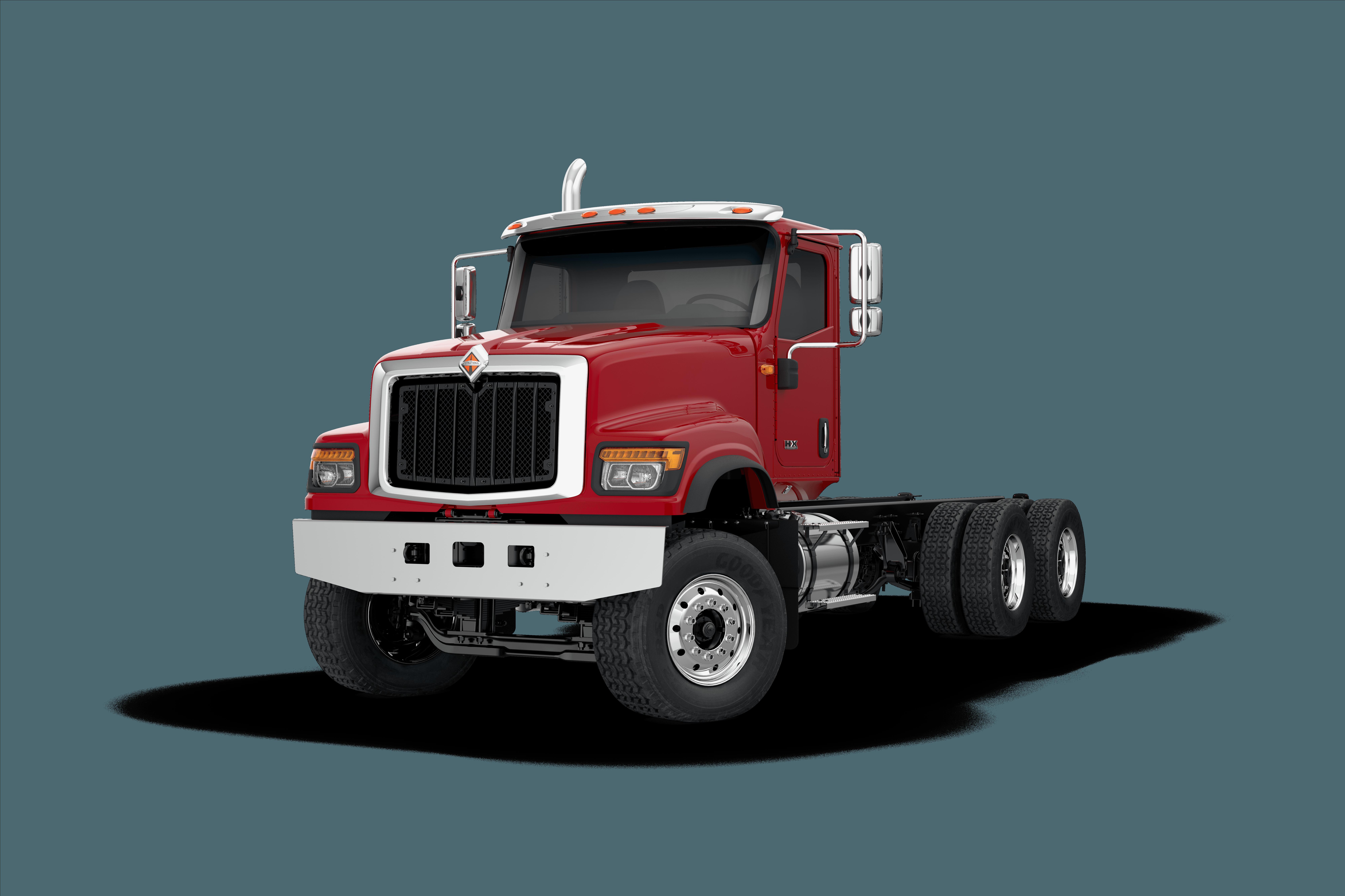 HX 515 SERIES INTERNATIONAL TRUCK