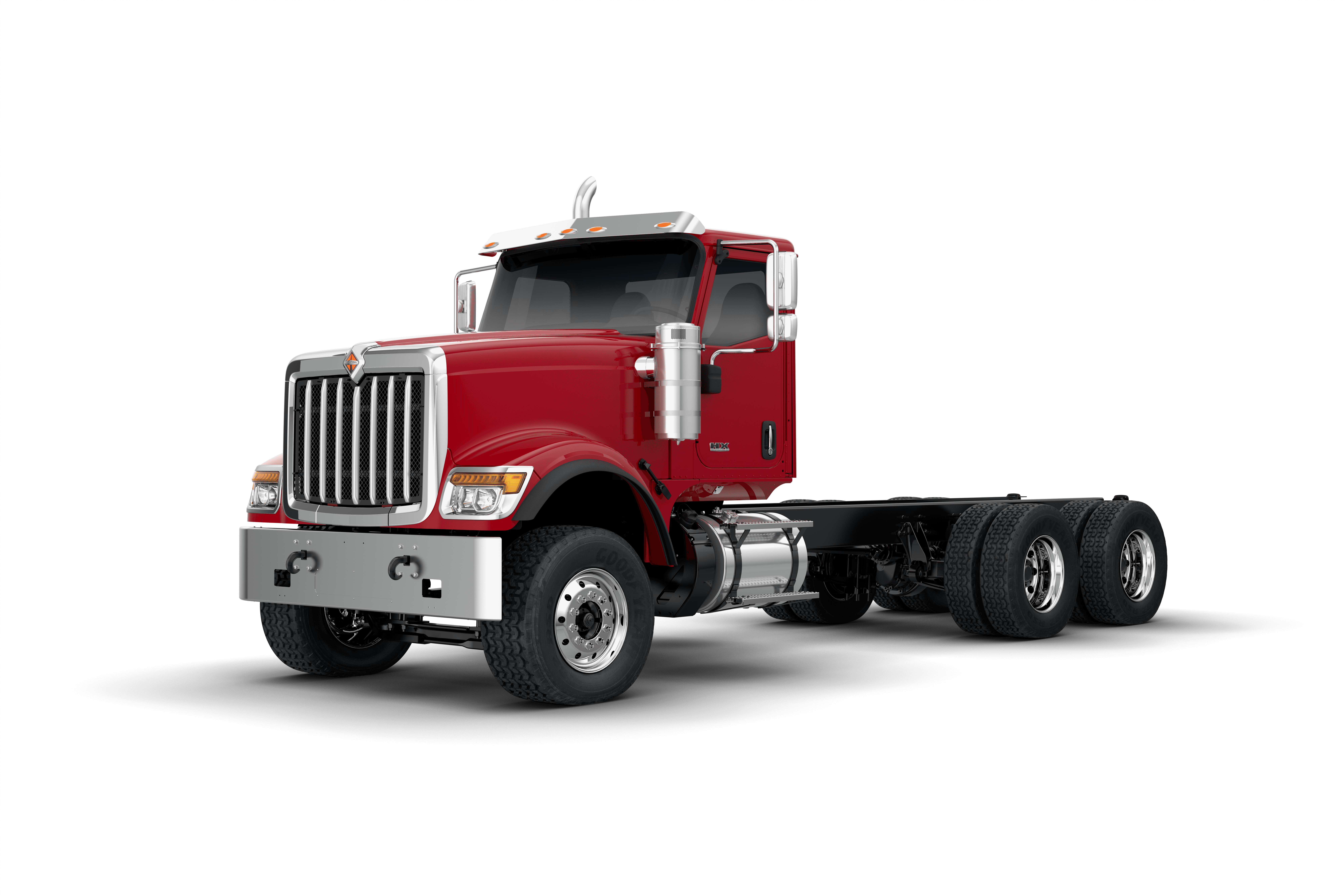 HX 520 SERIES INTERNATIONAL TRUCK