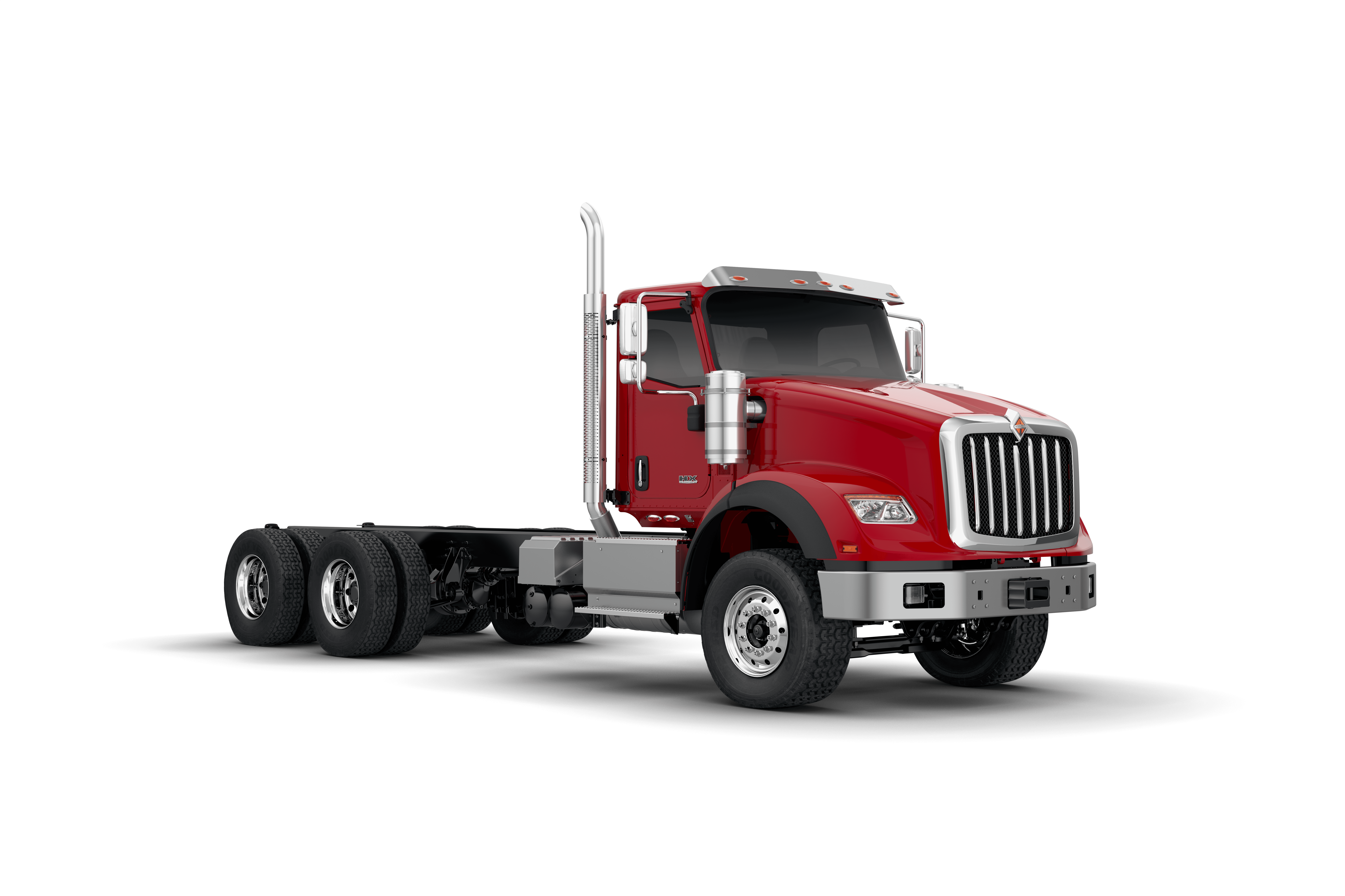 HX 620SERIES INTERNATIONAL TRUCK
