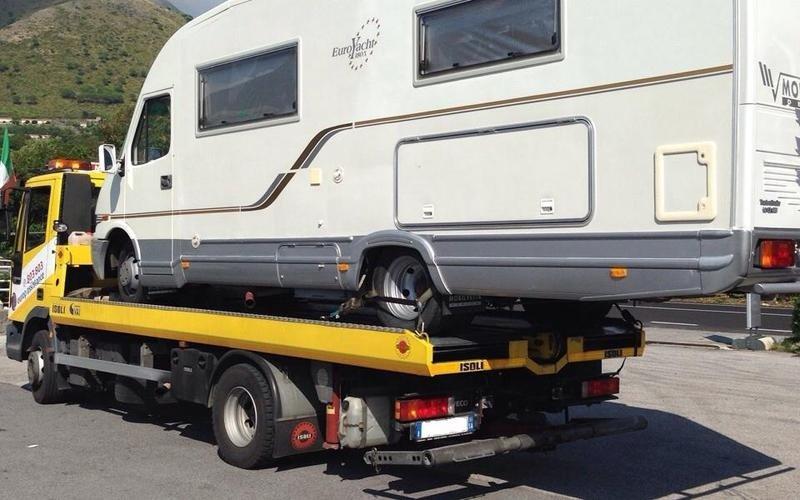 soccorso caravan