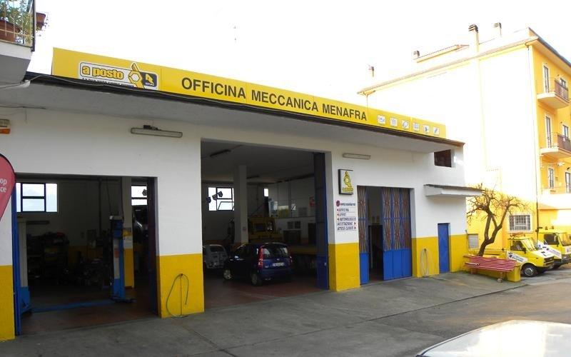 sede autofficina Salerno