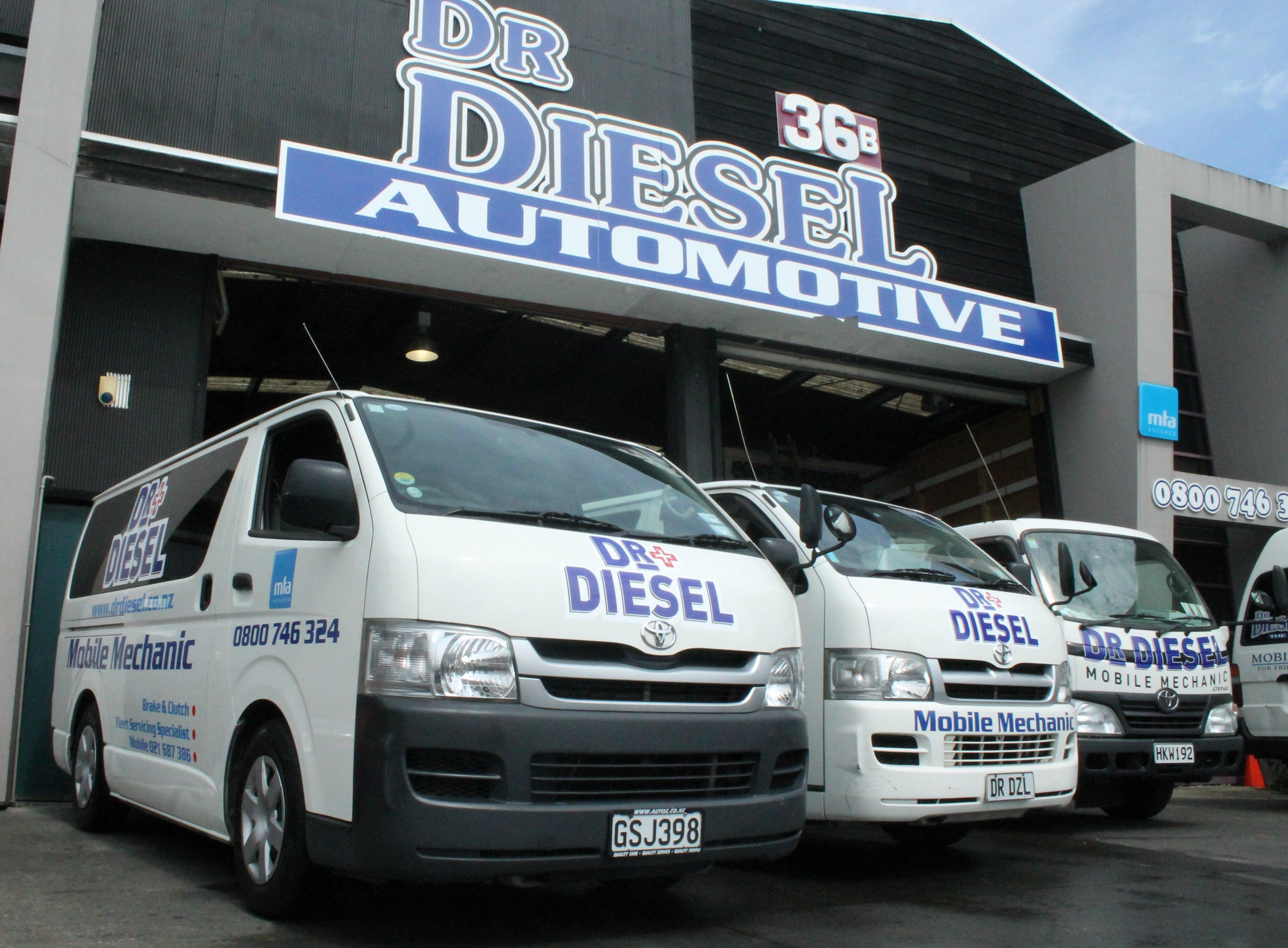 Fleet Servicing Dr Diesel