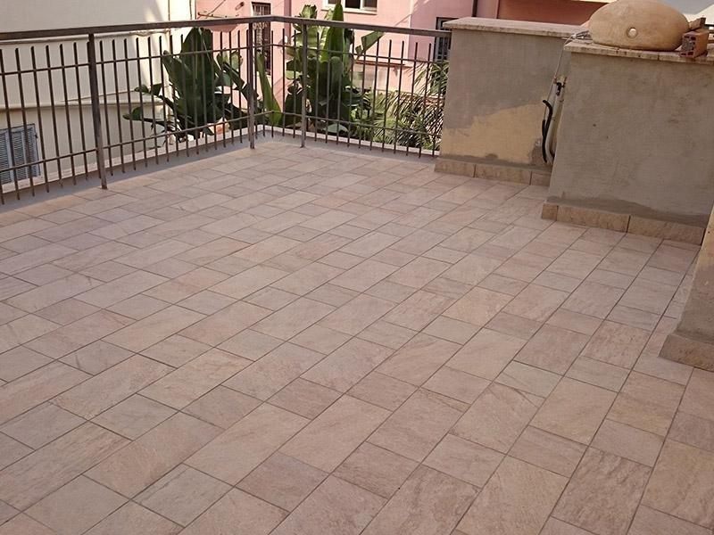 piastrellatura e impermeabilizzazioni terrazzi