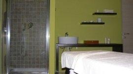 Studio per massaggio con doccia