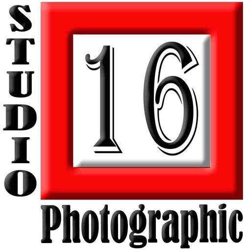 Studio 16 Photographic logo