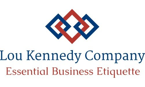 Business Etiquette Lou Kennedy Company
