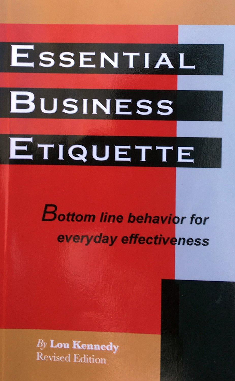 Lou Kennedy - Business Etiquette