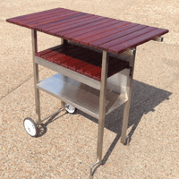 Custom made barbeque equipment - Artisan Engineering Sevenoaks