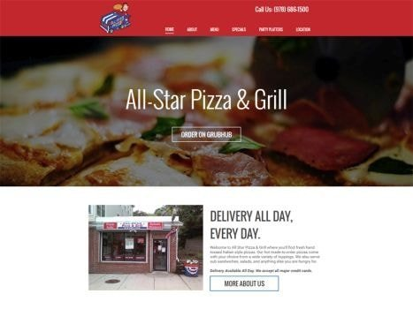 All-Star Pizza & Grill