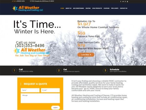 All Weather Heating & Cooling