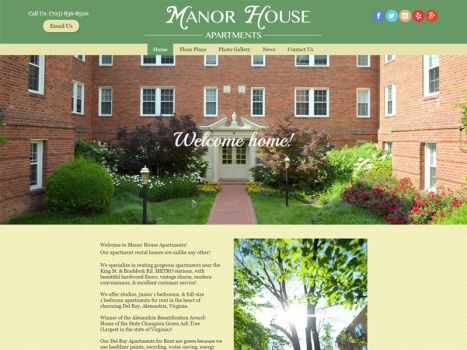 Manor House Apartments
