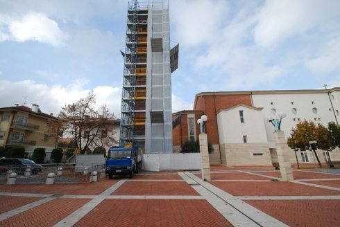 campanile dogana