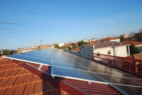 messa in sicurezza pannelli solari