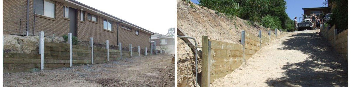 sultys fencing retaining walls