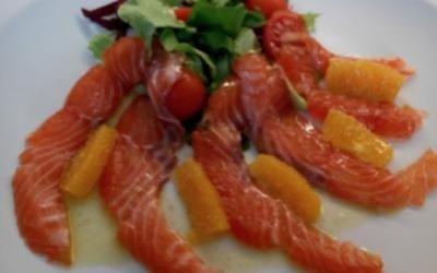 carpaccio di pesce catanzaro