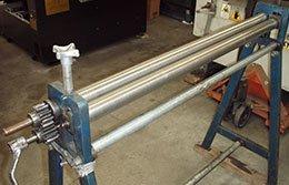 metal rolling machine