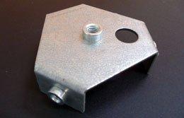 bulk custom steel fabrication for client