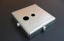 metal profile component